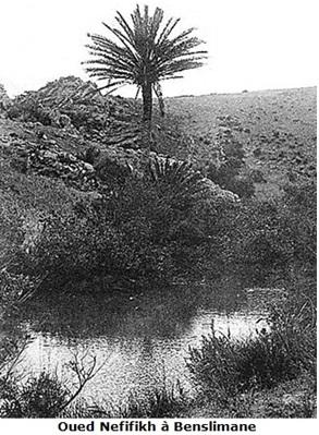 Oued Nfifikh à Benslimane